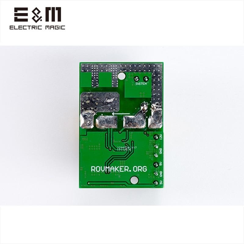 Placa de Conversão de Energia Amperímetro ROV Operado Remoto Veículo