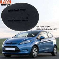 1x For Ford Fiesta 2008 – 2012 Petrol Fuel Tank Cover Door Flap Cap 1866686 Oil Filler Gas Lid 2009 2010 2011 08 09 10 11 12