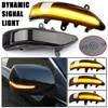 LED Dynamic Blinker Side Mirror Turn Signal Lights Lamp For Subaru Forester Outback Legacy Tribeca Impreza Wrx Sti Sedan