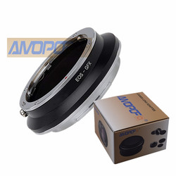 EOS to GFX Lens adapter,Canon EF Lens to Fujifilm GFX Medium Format Camera