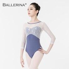 Ballerina Balletto body Per Le Donne Yoga Sexy della maglia body Danza ginnastica body girls leotard di balletto costumi 5897
