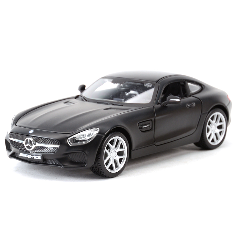Maisto 1:24 Mercedes AMG GT Sports Car Static Simulation Diecast Alloy Model Car