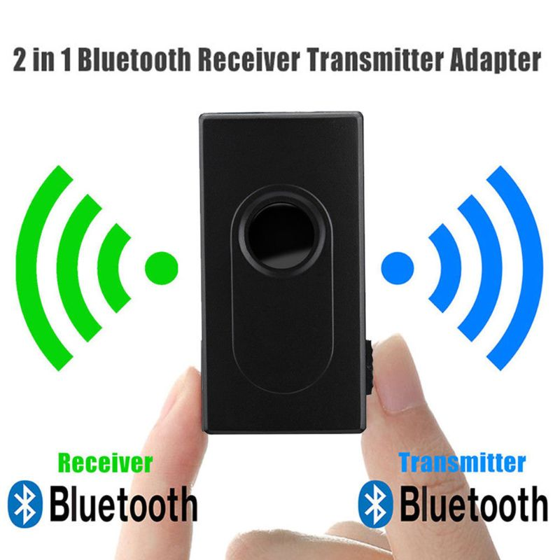 3.5MM Wireless Bluetooth V4 Transmitter Receiver Stereo Audio Music Adapter Converter For TV Phone PC Use