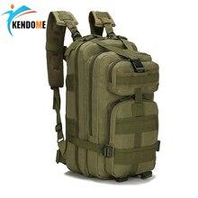 20L 25L الرجال التكتيكية العسكرية الظهر التخييم التنزه الإرتحال حقائب Camouflage في الهواء الطلق العسكرية الجيش التكتيكي على ظهره