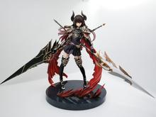 Anime gra wściekłość Bahamut mroczny smok rycerz Deardragoon Forte poświęcony Kotobukiya PVC zabawki figurki akcji Model 28CM