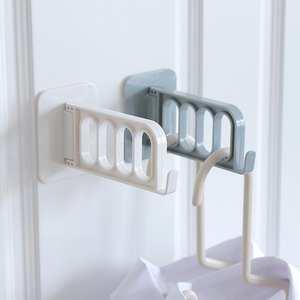 Shelves Shelf-Sponge-Holder Hanging-Rack Door-Hook Bathroom-Organizer Wall Kitchen Towels