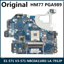 Laptop Motherboard Acer Q5WV1 LA-7912P HM77 PGA989 DDR3 V3-571 for Nbc0a11001/Q5wv1/La-7912p/..