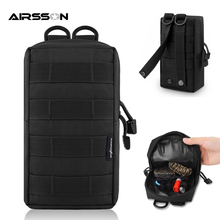 Molle Pouch Backpack Military-Pack Airsoft Tactical Holder-Bag Vest Hunting-Waist Outdoor