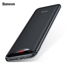 Baseus Flashlight 10000mAh Power Bank Portable External Batt