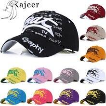 Кепка бейсболка kajeer для мужчин и женщин недорогая в стиле