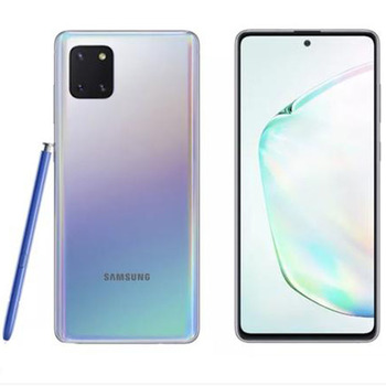"Original Samsung Galaxy Note 10 Lite N770F/DS Mobile Phone 6.7"" Exynos NFC Global Version 6GB RAM 128GB ROM Dual Sim 2"