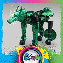CMT 在庫 EXST (安全キャップ) EX ドラゴンと紫龍 V1 SHF 金属鎧アクションフィギュア