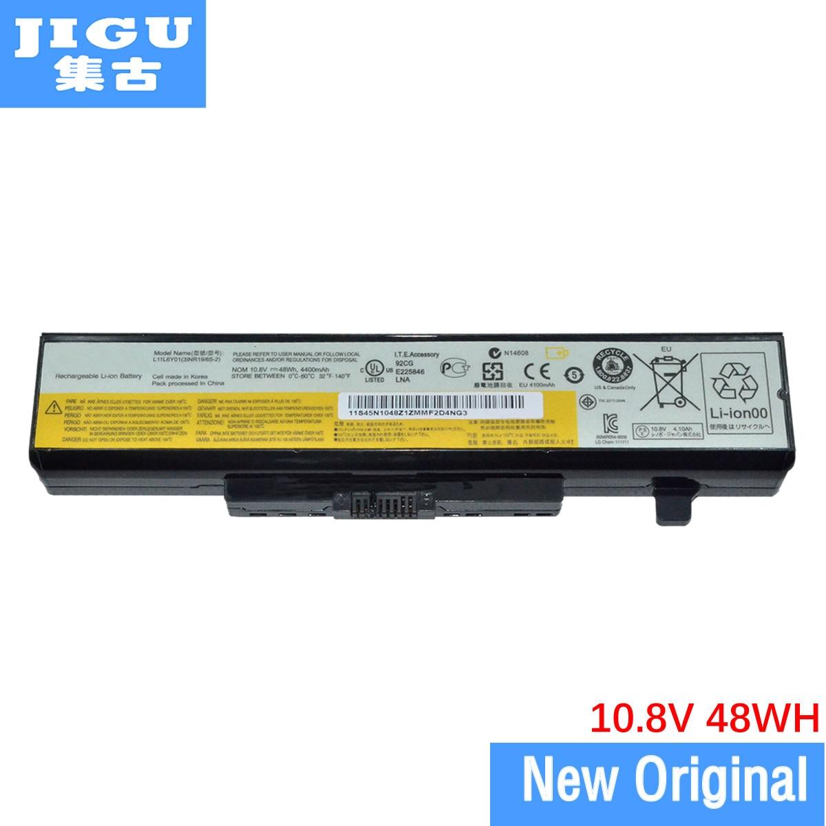 Оригинальный аккумулятор JIGU для lenovo IdeaPad G400 G405 G410 G480 G485 G500 G505 G510 G580 G700 G710 Y480 Y485 Y580 P N