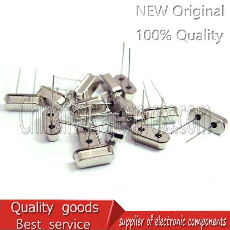 10pcs/lot Passive Crystal Oscillator 49S-16M HC-49S Two Feet 16.000 49S 16MHz