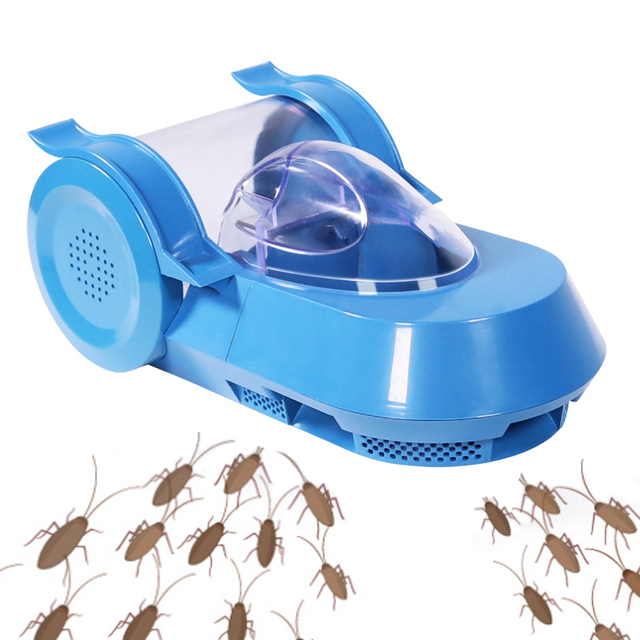 2020 Cockroach Trap Sixth Upgrade Safe Efficient Anti Cockroaches Killer Plus Large Repeller No Pollute for Home Office Kitchen