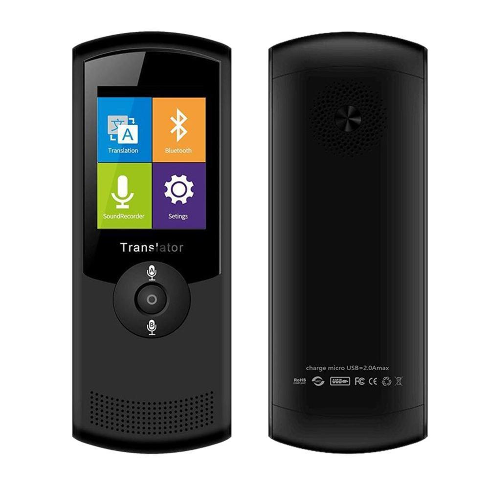 Multi taal Voice Vertaler, Instant Smart Vertaling Apparaat Voor Internationale Reizen - 3
