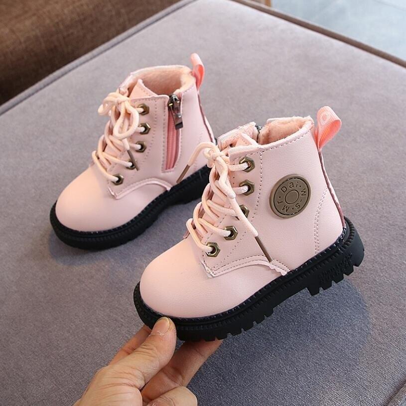 antiderrapante quente criancas botas sapatos 21 30 03