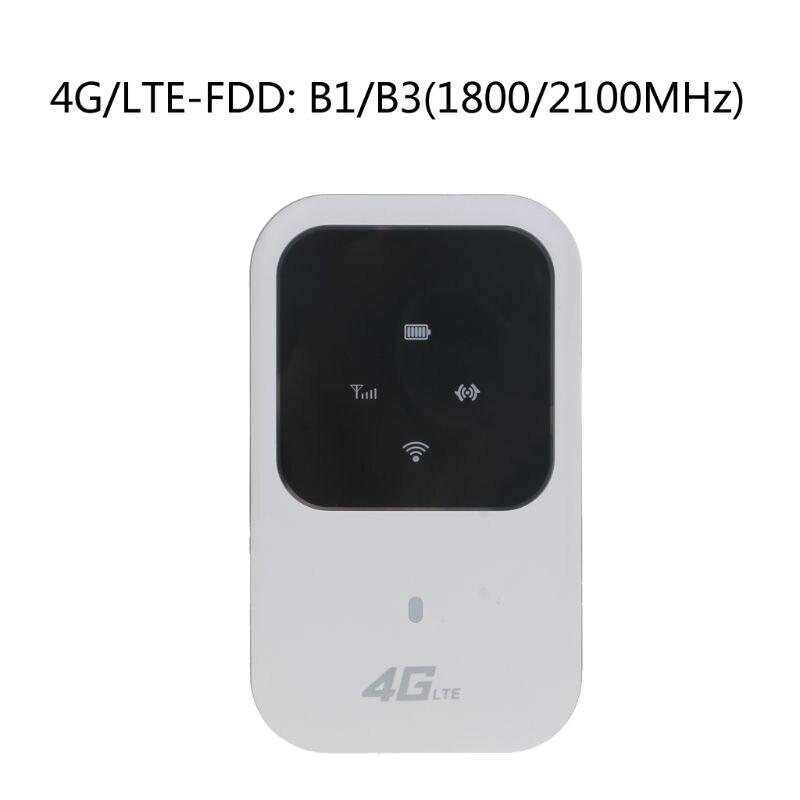 Unlocked 4G Wifi Router 3G 4G Lte Draagbare Draadloze Pocket Wifi Mobiele Hotspot Auto Wi-fi Router Met sim Card Slot Met Display 3