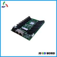 Novastar – carte de réception de contrôleur RGB mur vidéo LED, 512x256, 16 x HUB75 CE-EMC et conforme aux normes RoHS, fonctionne avec MSD300 et MSD600, MRV366