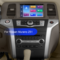 Android 10 Car Dvd Player For Murano Z51 2009 2010 2011 2012 2013 2014 GPS Navigation Stereo BT AUX