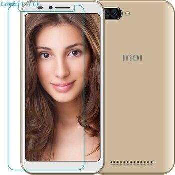 Перейти на Алиэкспресс и купить Закаленное стекло для inei 2 3 5i Pro 6 Lite kPhone 4G 3 2lite 3lite 5 lite, Защитное стекло для телефона, защитная пленка