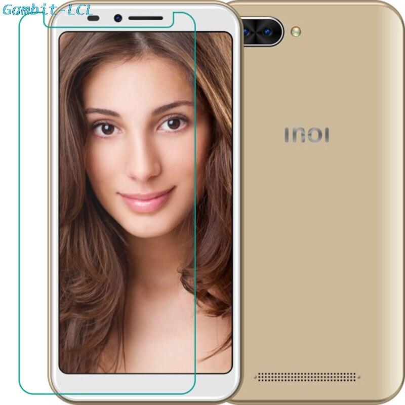 Tempered Glass For INOI 2 3 5i Pro 6 Lite KPhone 4G 3 2lite 3lite 5lite Screen Protector Phone Protective GLASS Film Cover