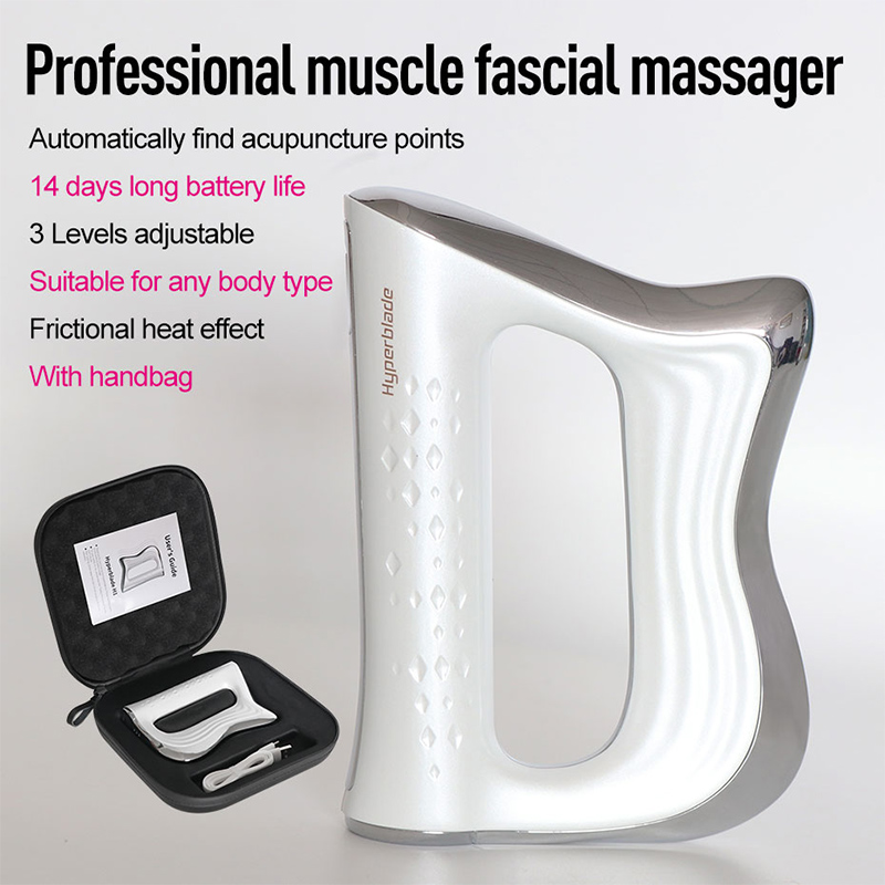 Wireless massage Stimulator Muscle vibration fascialToner Body Muscle Abdomen Arm Leg Unisex Fitness Equipment electric massager