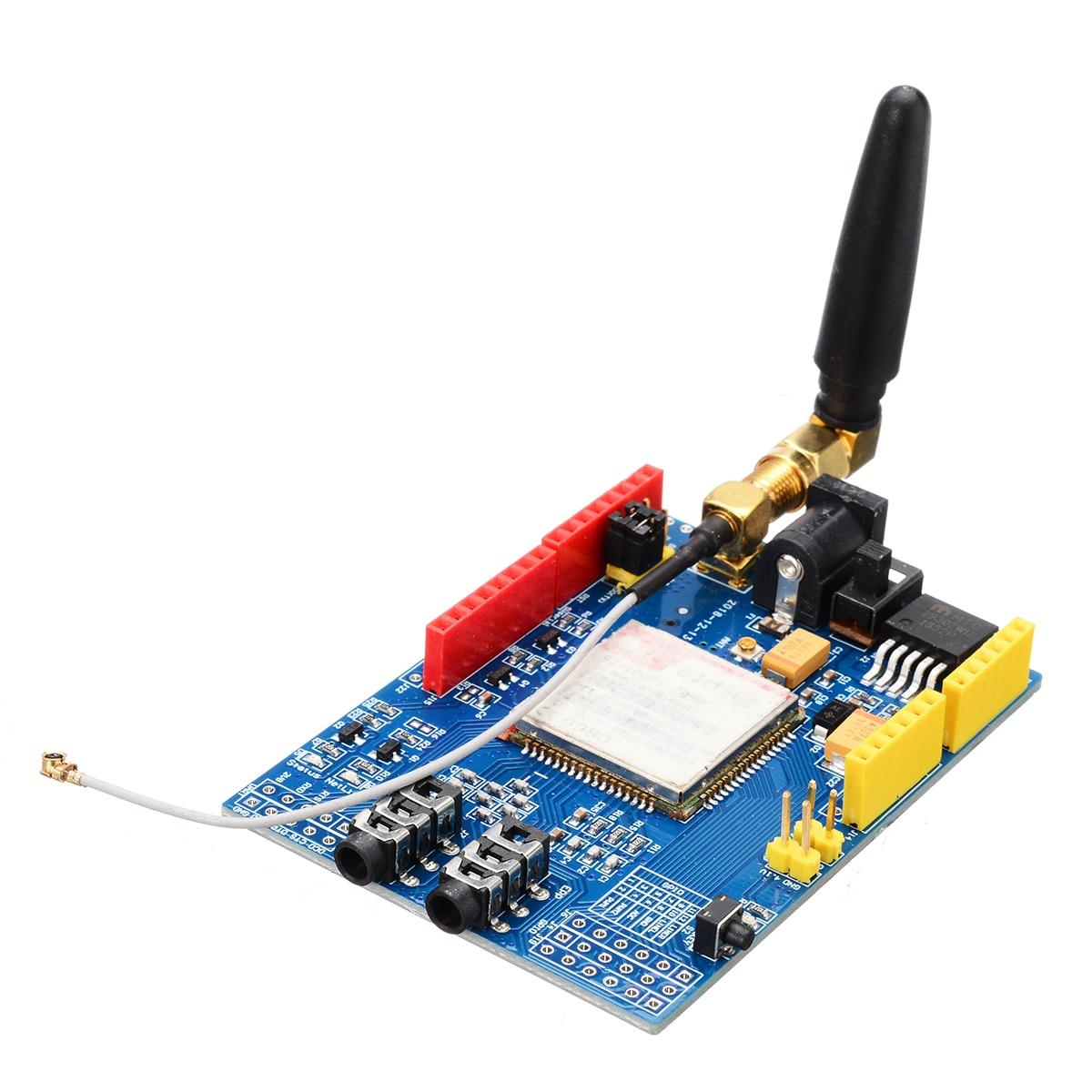 Data Transfer Wireless Module GPRS/GSM Development Board Module SIM900 850/900/1800 MHz Kit For Arduino Electronic Components