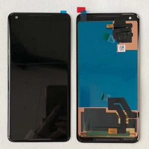 "Image 3 - AAA Original Tested LCD For 6.0"" HTC Google Pixel 2 XL LCD Display Touch Screen Digitizer Assembly Pixel2 XL Screen Replacement"