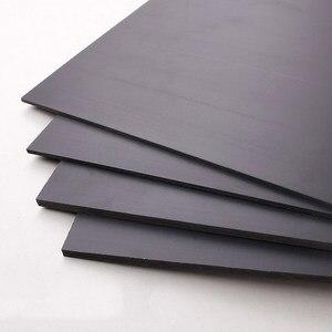 Image 3 - 5 قطعة 300x200 مللي متر أبيض/أسود ألواح فوم بلاستيكية من البولي فينيل كلورايد لتقوم بها بنفسك بناء نموذج مواد صناعة يدوية نموذج صنع مادة بلاستيك لوح مسطح