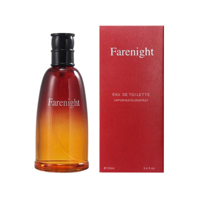 Men's Perfume Glass Bottle 100ml Eau De Toilette Gentlemen Spray Fragrances Long Lasting Elegant Fresh Aroma Used In Anti-odor
