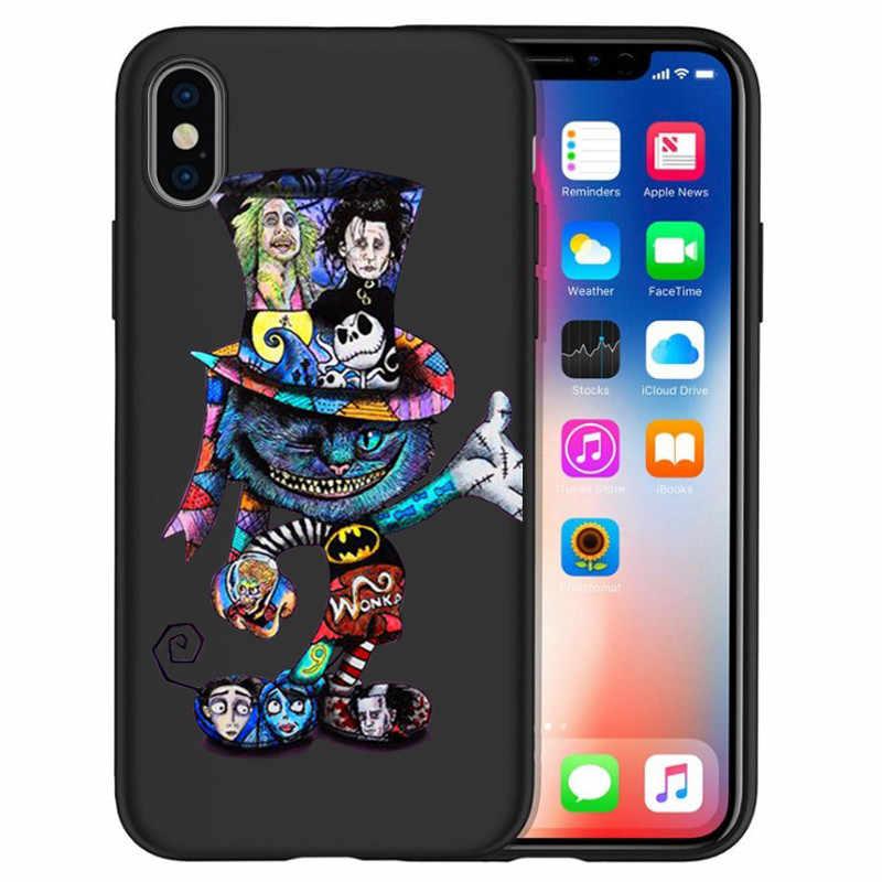 Микки Грут Джокер стежка marvel для iPhone X XR XS Max 5 5S SE 6 6S 7 8 Plus чехол для телефона Funda Coque Etui capa Shell