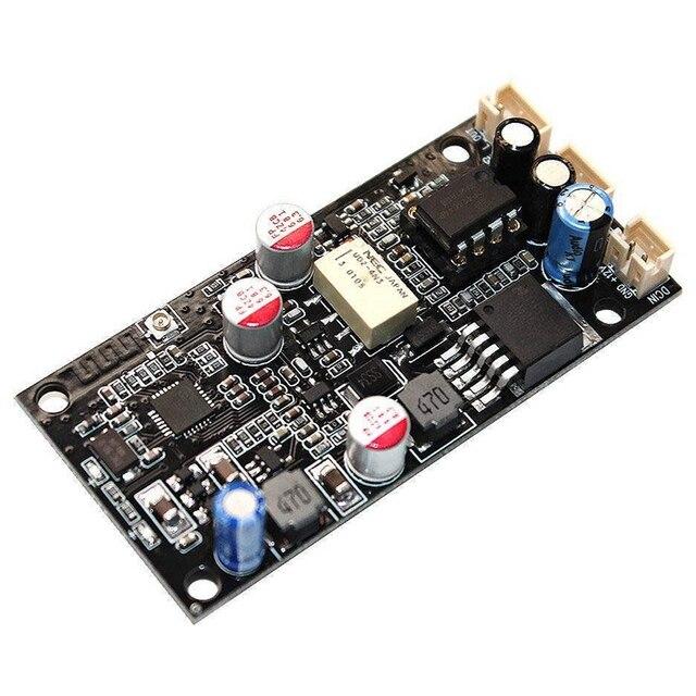 CSR8675 Bluetooth 5.0 kablosuz kayıpsız ses Stereo almak ES9018 APTX HD I2S DAC desteği 24Bit/96Khz anten ile A7 001