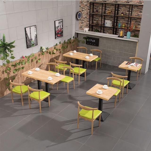 Cafe Shop Chair 2
