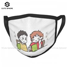Ponyo Mouth Face Mask Cloth Cool Breathable Wholesale Adults Facial Mask