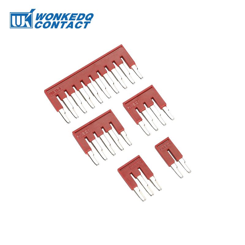 JENOR Lot de 10 bornes /à vis 2 broches 10 broches pour circuit imprim/é PCB Connecteur 2,54 mm