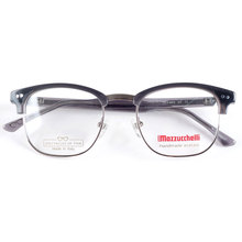 Italy handmade acetate spectacles for men myopia glasses frames