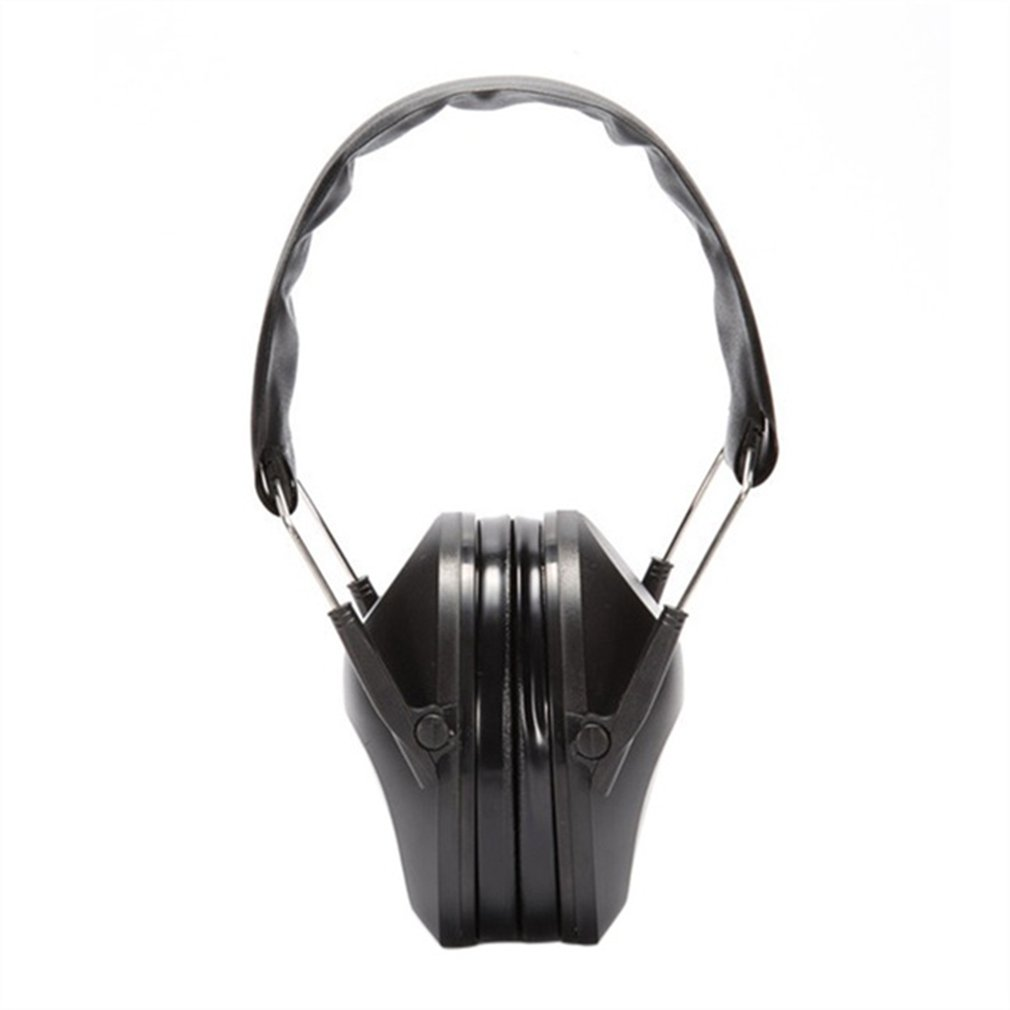 New Electronic Shooting Earmuff Outdoor Sports Anti noise Sound Amplification Tactical Hearing Protective Headset Foldable in Ear Protector from Security Protection