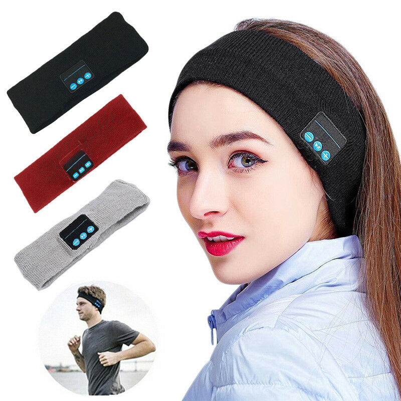 New Wireless Headphones Headset Sleep Mask Earphone Headband Wearable Bluetooth Auriculares Bluetooth Inalambrico