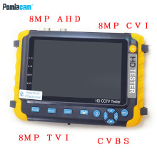 Monitor Ptz-Control Cvbs-Camera Testing Cctv-Tester RS485 Hdmi-Input IV8W for 8MP AHD