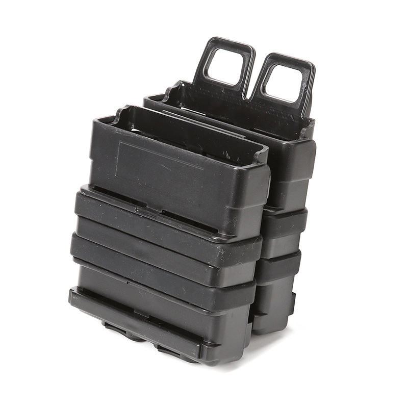 Fast Mag M4 Monocoque Plastic Pull Case Tactical Vest Accessories Plastic Box 7.62 AK Mag Box