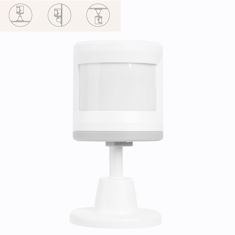 Tuya Wireless Human Motion Sensor PIR Detector For Building Automation Alarm Security System PIR Motion Sensor Home Security