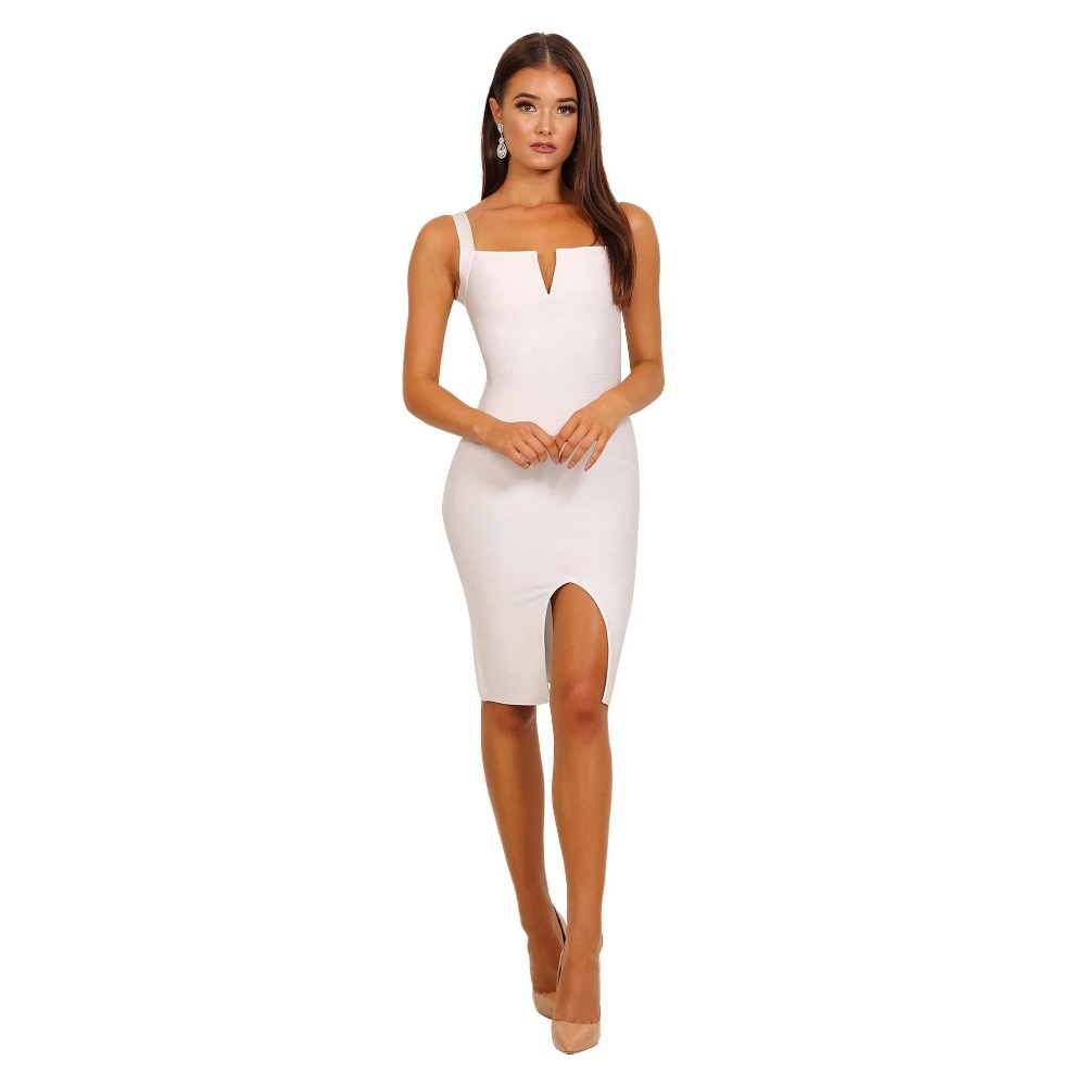 women bandage dress-396