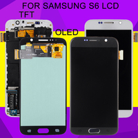 HH 5.1Inch S6 Lcd Repair Part For Samsung Galaxy S6 Display G920 G920F G920V G920A Display With Touch Screen Digitizer Assembly