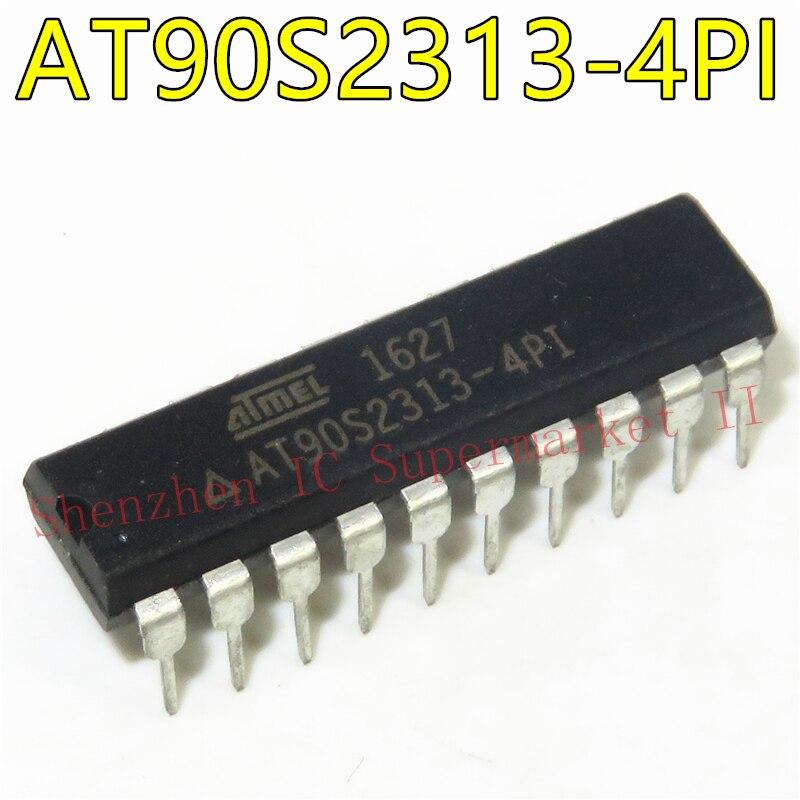 5 шт./лот AT90S2313-4PI AT90S2313 v 8-битный микроконтроллер с 2K байтами встроенной программируемой вспышки