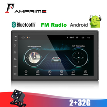 Amprime 2din rádio do carro android 7