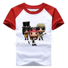 Koszulka dziecięca z krótkim rękawem koszulka dziecięca z krótkim rękawem koszulka dziecięca z krótkim rękawem koszulka dziecięca z krótkim rękawem koszulka dziecięca z krótkim rękawem tanie tanio KEKEXIHAOZ COTTON Na co dzień Cartoon REGULAR O-neck Topy Tees Pasuje prawda na wymiar weź swój normalny rozmiar Unisex