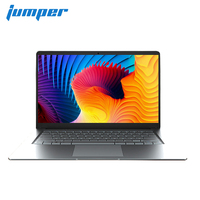 Jumper EZbook A5 laptop 14 Inch Intel Cherry Trail Z8350 Quad Core notebook 1.44GHz Windows 10 1080P FHD 4GB LPDDR3 64GB eMMC