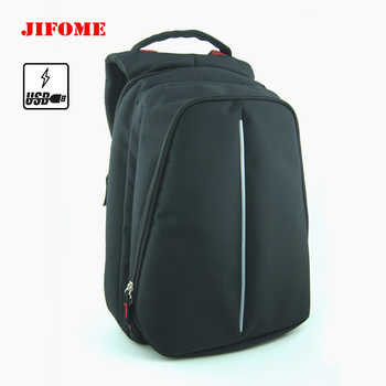 "JIFOME 16"" Detachable Laptop Backpack Men Women Anti theft Slim Backpack business travel Backpack School College Bag Mochila new - DISCOUNT ITEM  45 OFF Luggage & Bags"