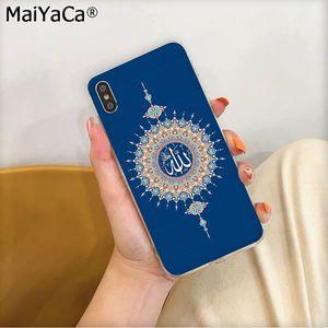 Image 4 - MaiYaCa funda de móvil para Apple, protector de móvil musulmán, islámico, Bismillah, ala, iphone 11 pro, 8, 7, 66S Plus, X, XS, MAX, 5S, SE, XR